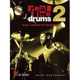 Realtime Drums 2 + CD