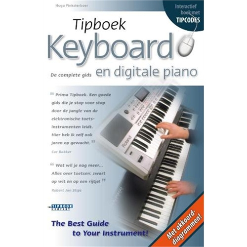 Tipboek Keyboard & Digitale piano