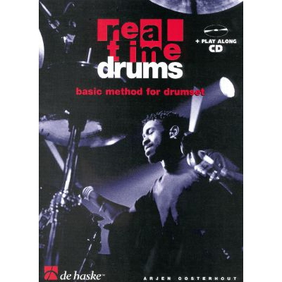 Realtime Drums 1 + CD